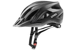 Uvex Fahrradhelm Viva 2 Radhelm, black mat, 56-62 cm - 1