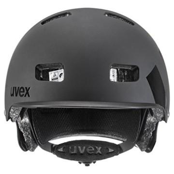 Uvex HLMT 5 bike pro, Unisex HLMT 5 Bike Pro, Schwarz (Black Mat), 58-61 cm (58-61 UK) - 2