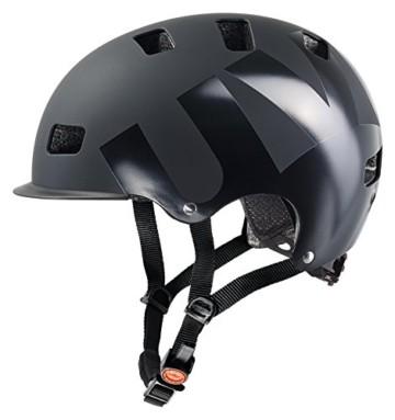 Uvex HLMT 5 bike pro, Unisex HLMT 5 Bike Pro, Schwarz (Black Mat), 58-61 cm (58-61 UK) - 1