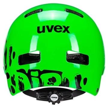 Uvex Kinder Fahrradhelm Kid 3, Grün (Dirtbike Green), 55-58 cm - 3