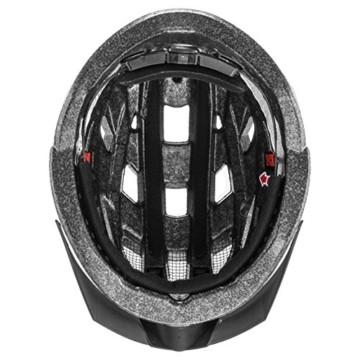 Uvex Unisex– Erwachsene, i-vo 3D Fahrradhelm, white, 52-57 cm - 3