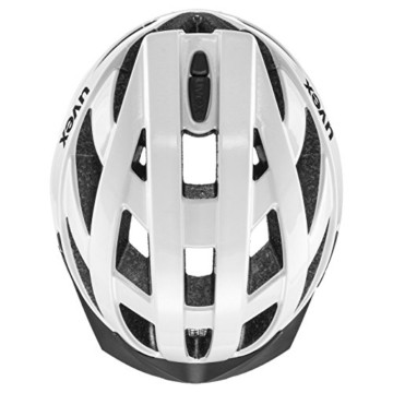 Uvex Unisex– Erwachsene, i-vo 3D Fahrradhelm, white, 52-57 cm - 4