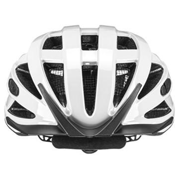 Uvex Unisex– Erwachsene, i-vo 3D Fahrradhelm, white, 52-57 cm - 5