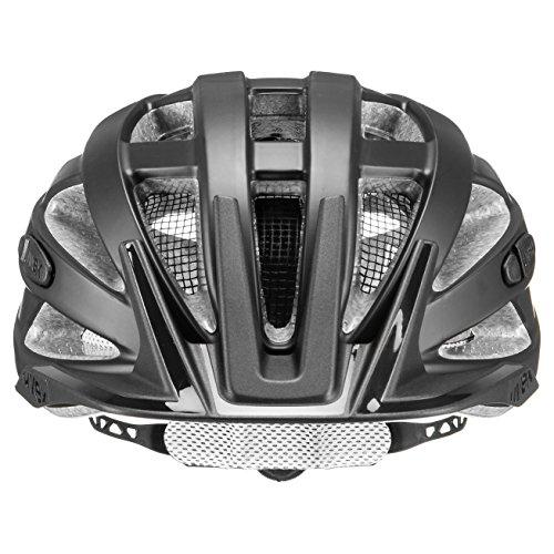 Uvex Unisex– Erwachsene, i-vo cc Fahrradhelm, black mat, 56-60 cm - 2