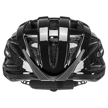 Uvex Unisex– Erwachsene, i-vo Fahrradhelm, black, 56-60 cm - 3