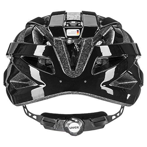 Uvex Unisex– Erwachsene, i-vo Fahrradhelm, black, 56-60 cm - 4