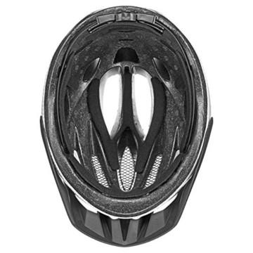 Uvex Unisex - Erwachsene, Viva 3 Fahrradhelm, Carbon Look White. 52-57 cm … - 3