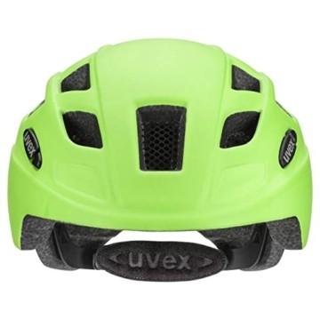 Uvex Unisex Jugend, finale jr. cc Fahrradhelm, green mat, 51-55 cm - 2