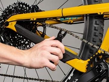 3min19sec Kettenverschlussgliedzange - 2 in 1 Kettengliedzange zum öffnen und schließen von Fahrrad Kettenschlössern - Fahrrad Kettenzange für Mountainbike und Rennrad - 6