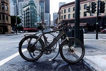 ABUS Faltschloss Bordo Granit XPlus 6500/110 mit Halterung - Fahrradschloss aus gehärtetem Stahl - Sicherheitslevel 15 - 110 cm - 78067 - Schwarz - 3