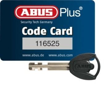 ABUS Kettenschloss Citychain 1010/85 – Fahrradschloss aus gehärtetem Stahl – Sicherheitslevel 12 – 85 cm – 33559 – Schwarz - 5