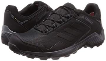 adidas Mens Terrex EASTRAIL GTX Trekking Shoes, Black, 46 EU - 11