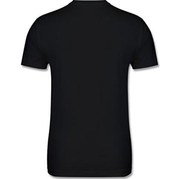 Andere Fahrzeuge - Herzschlag Fahrrad - L - Schwarz - Tshirt mit Fahrrad - L190 - Tshirt Herren und Männer T-Shirts - 2