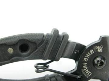 BIKE HAND Mini Kettenzange praktischer Kettenschloss Öffner Fahrrad Ketten Werkzeug - 4