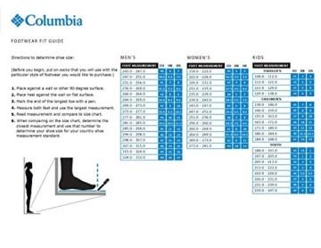 Columbia Herren Peakfreak Nomad Waterproof Schuhe, Schwarz, Karamell (Black, Caramel), 10 - 5