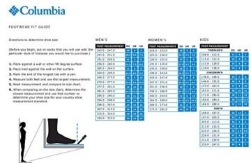Columbia Herren Peakfreak Nomad Waterproof Schuhe, Schwarz, Karamell (Black, Caramel), 10 - 7