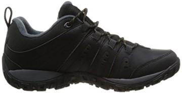 Columbia Herren Peakfreak Nomad Waterproof Schuhe, Schwarz, Karamell (Black, Caramel), 10 - 10