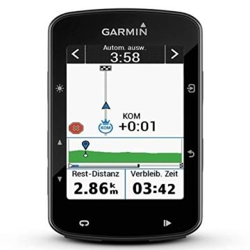 "Garmin Edge 520 Plus GPS-Fahrradcomputer - Leistungswerte, Navigationsfunktionen, Europakarte, 2,3"" Display - 2"