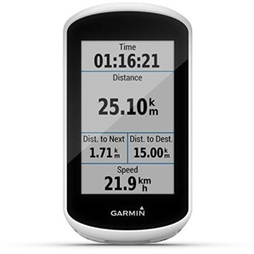 """Garmin Edge Explore GPS-Fahrrad-Navi - Vorinstallierte Europakarte, Navigationsfunktionen, 3"""" Touchscreen, einfache Bedienung - 5"""