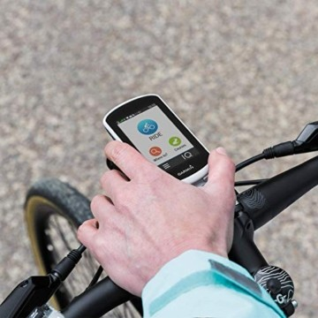 """Garmin Edge Explore GPS-Fahrrad-Navi - Vorinstallierte Europakarte, Navigationsfunktionen, 3"""" Touchscreen, einfache Bedienung - 6"""