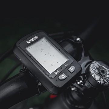 IGPSPORT GPSPORT Fahrradcomputer GPS 20E Kabellos Wasserdichtes Radfahren Computer - 2