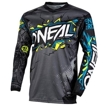 O'NEAL Element Youth Jersey VILLAIN GRAY L - 1
