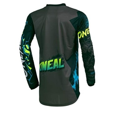 O'NEAL Element Youth Jersey VILLAIN GRAY L - 2