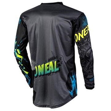 O'NEAL Element Youth Jersey VILLAIN GRAY L - 3