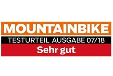 O'NEAL Pinned Flat Pedal TBS Edition Fahrradschuhe Radsport Schuhe MTB BMX DH FR All Mountain Bike Downhill Schuhe (44 EU, Schwarz Grau) - 5