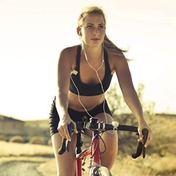 Osaloe Fahrradklingel, Retro Fahrradglocke mit Lauter Ton Fahrradklingel Mountainbike Rennrad für 22-36mm Lenker - 3