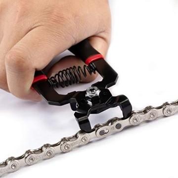 Pro Bike Tool 2-in-1 Kettenverschlussgliedzange - Alle Ketten, Glieder komfortabel, schnell & einfach öffnen und schließen – Kettenzange ist ein Muss im Fahrrad-Reparaturset für Rennrad & Mountainbike - 3