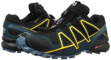Salomon SPEEDCROSS 4 GTX Herren Trail Running Schuhe - 6