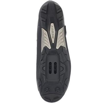 Scott Herren MTB Comp Rs Fahrradschuh, MATT Black/Silver, 45 EU - 3