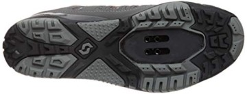 Scott Herren Sport Crus-R Boa Mountainbike Schuhe, Grau (Anthracite/Red 001), 44 EU - 7