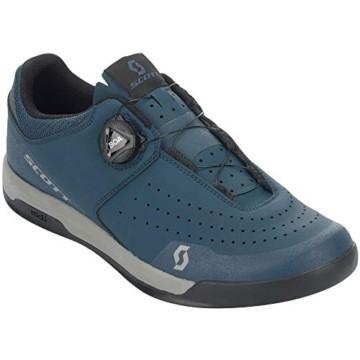Scott Herren Sport Volt Fahrradschuh, MATT Blue/Black, 46 EU - 2