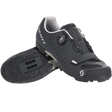 Scott MTB Comp Boa Fahrrad Schuhe schwarz/silberfarben 2021: Größe: 45 - 1
