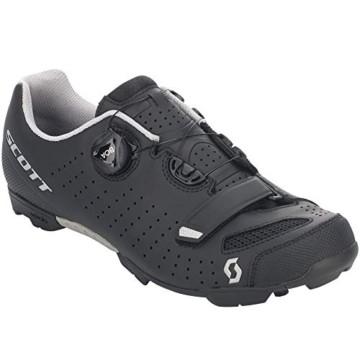 Scott MTB Comp Boa Fahrrad Schuhe schwarz/silberfarben 2021: Größe: 45 - 3
