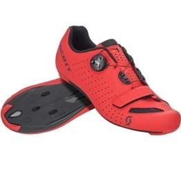 Scott Road Comp Boa Rennrad Fahrrad Schuhe rot 2021: Größe: 44 - 1