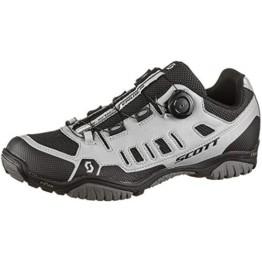 Scott Sport Crus-r Boa MTB Trekking Fahrrad Schuhe Reflective grau/schwarz 2021: Größe: 44 - 1