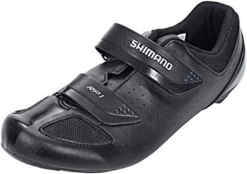 Shimano SHRP1PG450SL00Fahrradschuhe für Herren, 45, schwarz - 1