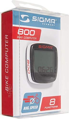 SIGMA 86033 Computer, schwarz, One Size - 3