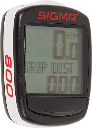 SIGMA 86033 Computer, schwarz, One Size - 4