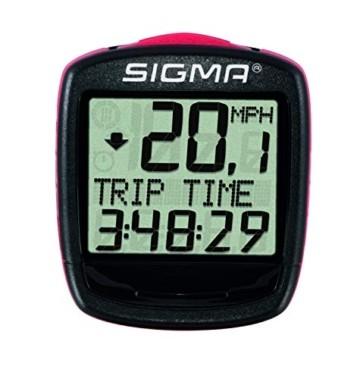 SIGMA 86034 Computer, schwarz, One Size - 3