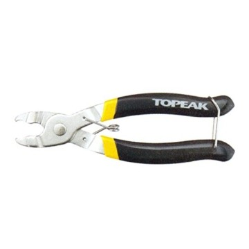 TOPEAK Unisex-Adult PowerLink Pliers Kettenzange, Black, One Size - 1
