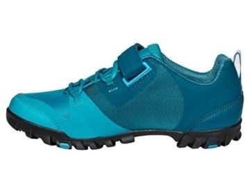 Vaude Damen Women's Tvl Pavei Radreise Schuhe, Blau (Dragonfly 899), 40 EU - 2