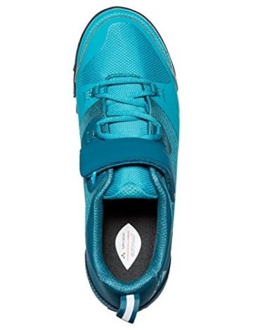Vaude Damen Women's Tvl Pavei Radreise Schuhe, Blau (Dragonfly 899), 40 EU - 7