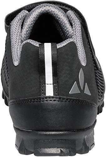 Vaude Herren Men's Tvl Hjul Radreise Schuhe, Schwarz (Black 010), 42 EU - 9