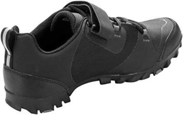 Vaude Herren Men's Tvl Pavei Radreise Schuhe, Schwarz (Phantom Black 678), 43 EU - 6