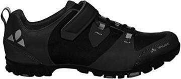 Vaude Herren Men's Tvl Pavei Radreise Schuhe, Schwarz (Phantom Black 678), 43 EU - 9