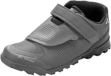 VAUDE Uni AM Downieville Mid Mountainbike Schuhe, Iron, 37 EU - 1